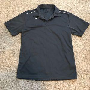 Nike dry fit polo shirt
